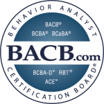 BCBA Therapists are certified by ACB