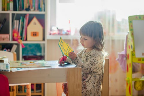ABA Therapy Services for a Toddler