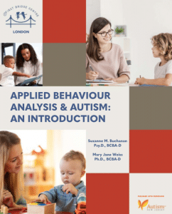 Introduction to Applied Behaviour Analysis book