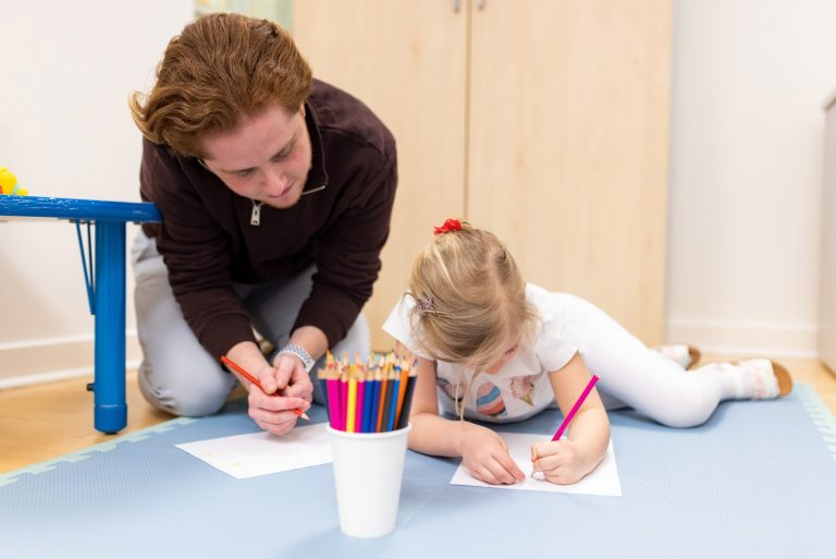 Learning in the holidays at First Bridge Centre